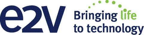 e2v Logo 2015