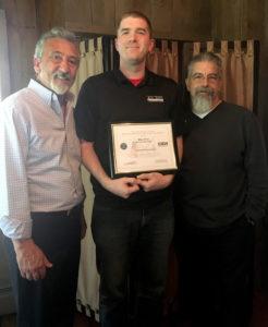 All Tech Electronics Receiveds Patriot Employer Award