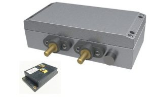 High Power Mil-STD-1275 IP67 SuperClamp Enclosure